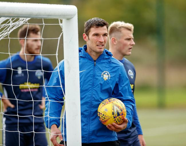 Sutton excited to play for Morton