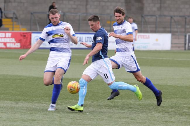 Ryan McGeever. Picture by Chris Coutts (Forfar Athletic FC).