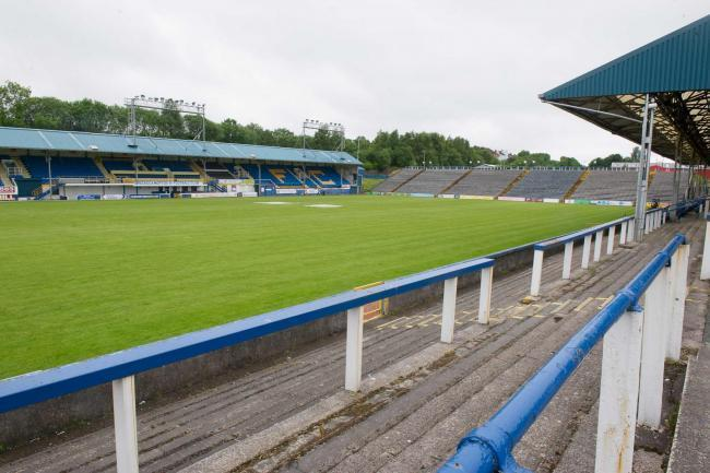 The incident happened during a friendly against St Johnstone