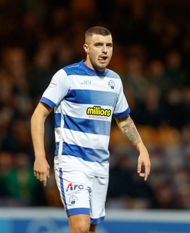 Morton striker says opener at Somerset Park will feel like derby