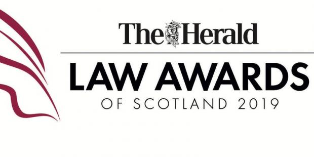 Greenock Telegraph: Register for The Herald's 2019 Law Awards