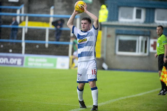 Strapp grabs his chance at Morton