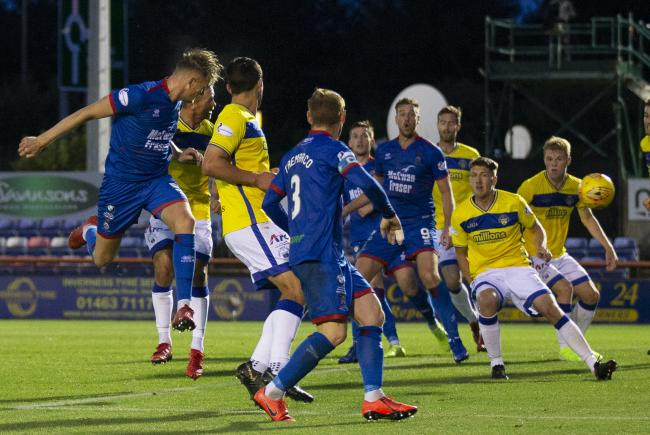 Morton players hold 'clear the air' after Inverness loss