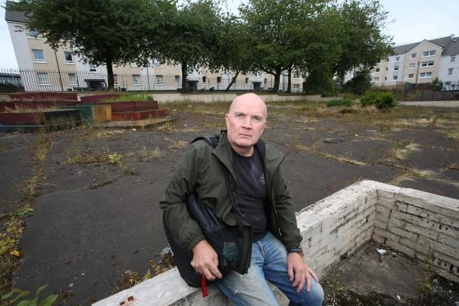 Councillor Colin Jackson. River Clyde Housing funds for Mill Street area of Greenock disappears.