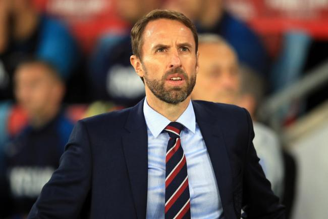 Gareth Southgate File Photo