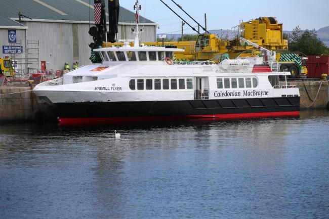 Ferry campaigners call in police over report row