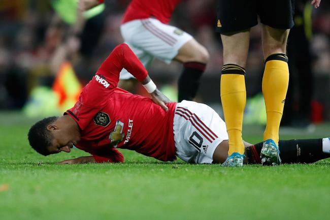 Marcus Rashford expects to be back playing this season