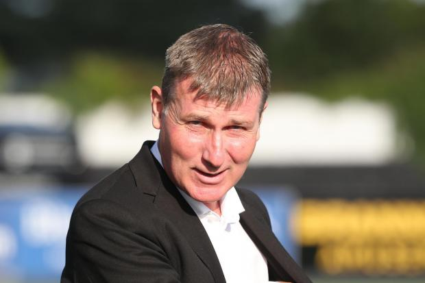 Stephen Kenny has started work as Republic of Ireland boss.