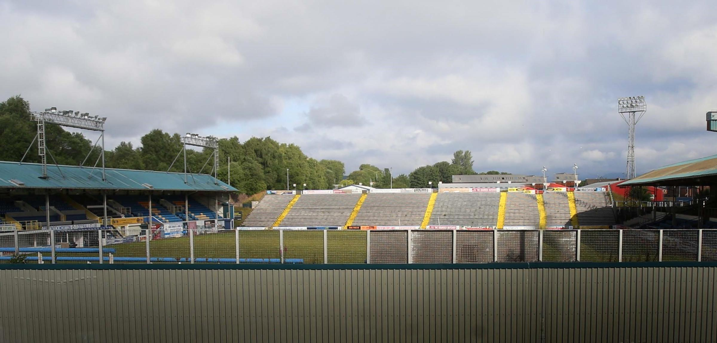 Inverclyde Council approve 1,500 crowd for Morton match