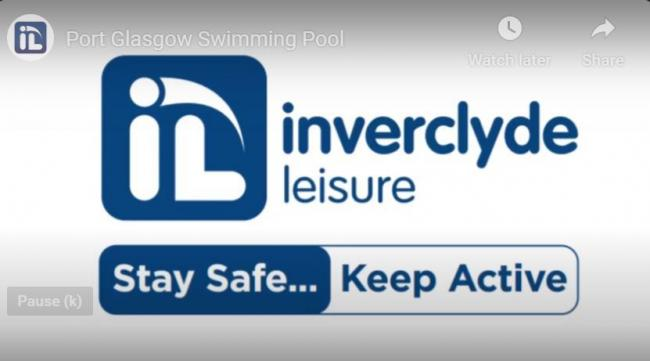 Port Glasgow Pool Video