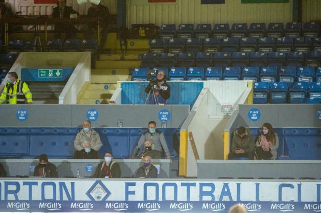 Fans' fury after Morton Betfred Cup streaming fail