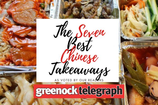 The seven best Chinese takeaways as voted by our readers
