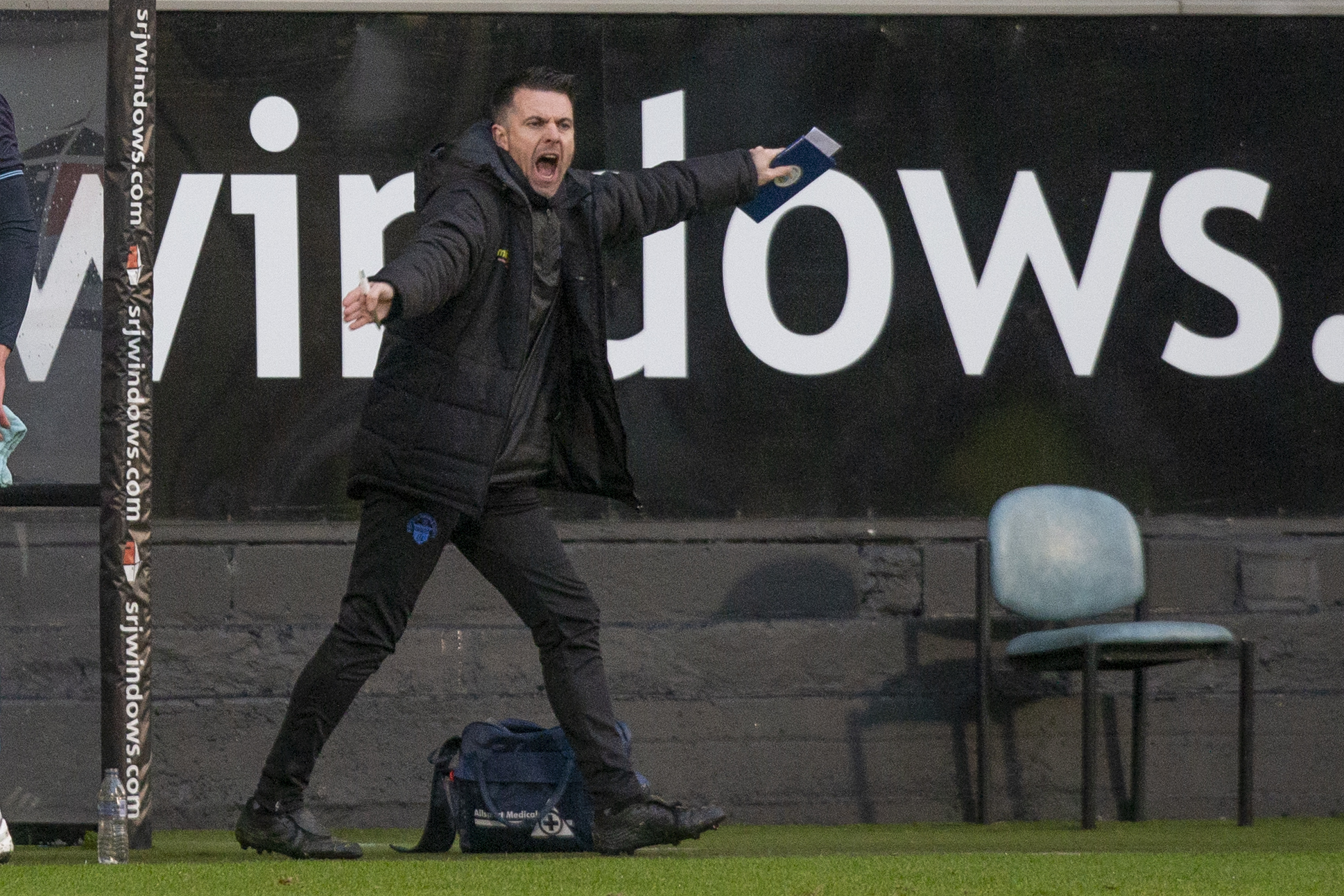 Morton boss: 'We must stay vigilant after player's positive Covid-19 test'