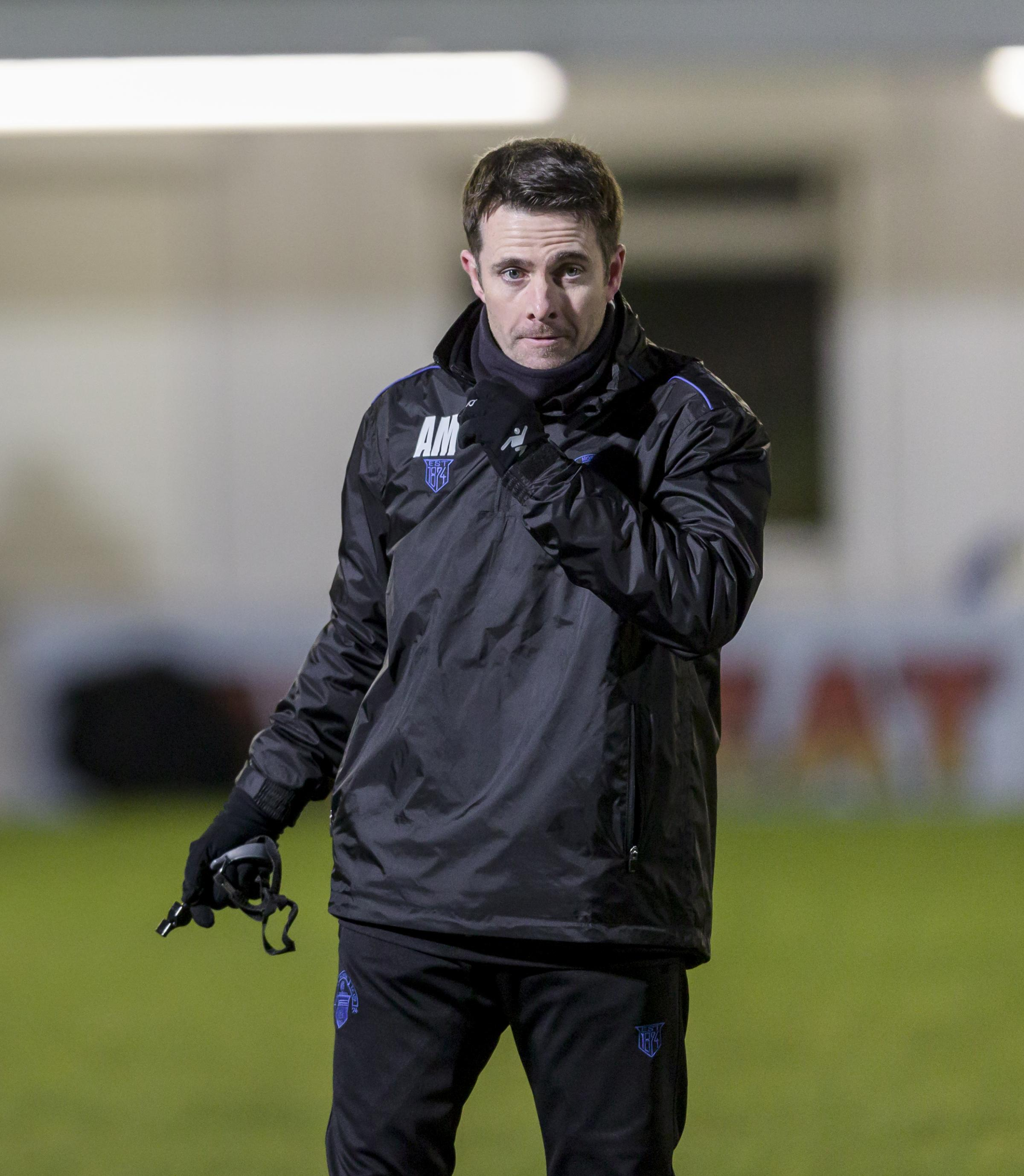 Morton boss McElhone admits players didn't do enough against Raith Rovers
