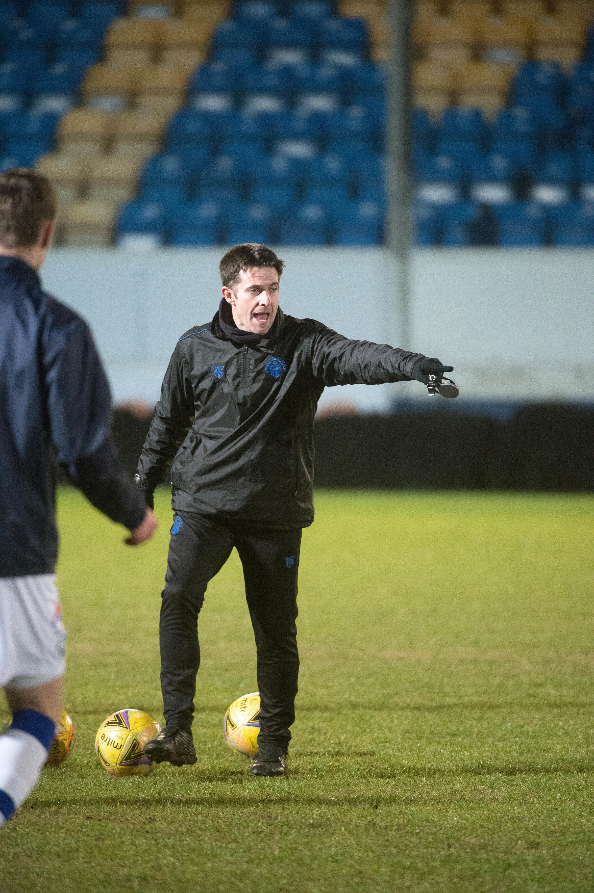 Morton boss wants to add to his squad ahead of transfer window closing