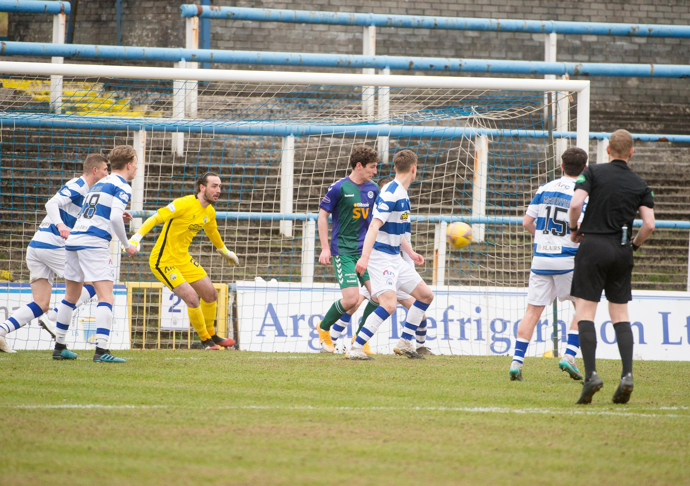 Terrace Talk: 'Ayr defeat was worst Morton performance in years'
