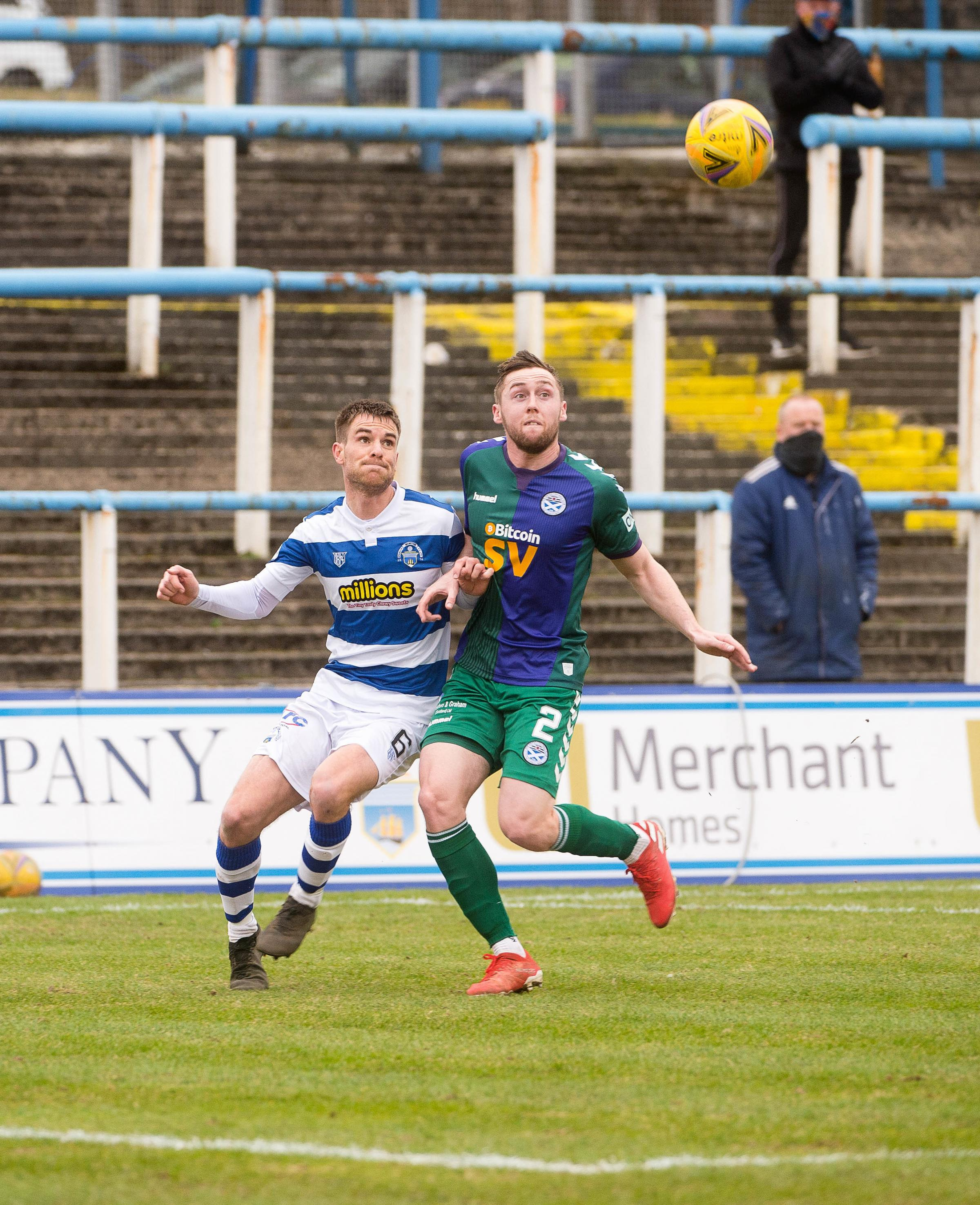 Jacobs admits Morton fell flat against Ayr United