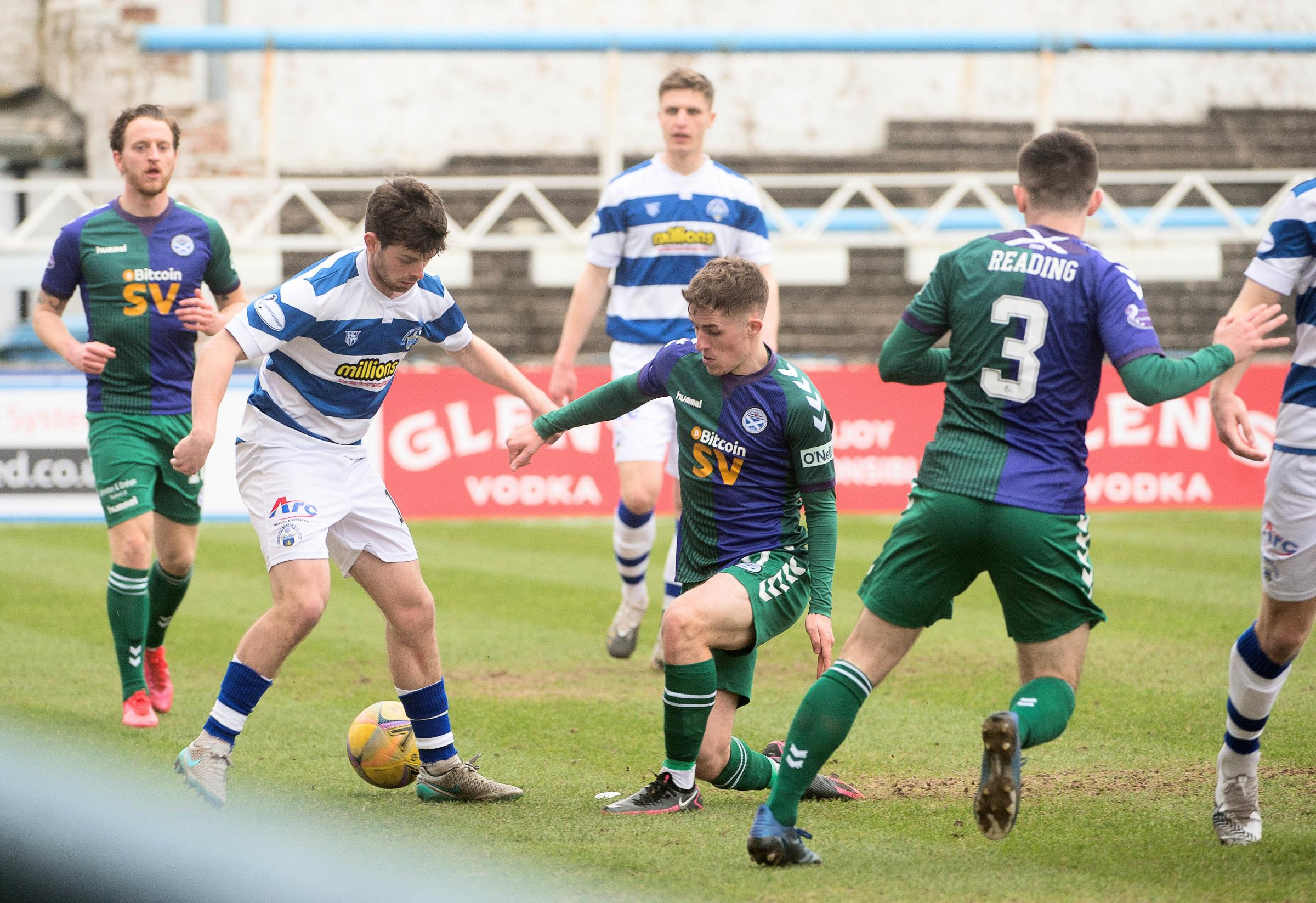 Picture gallery: Morton 0 Ayr United 2