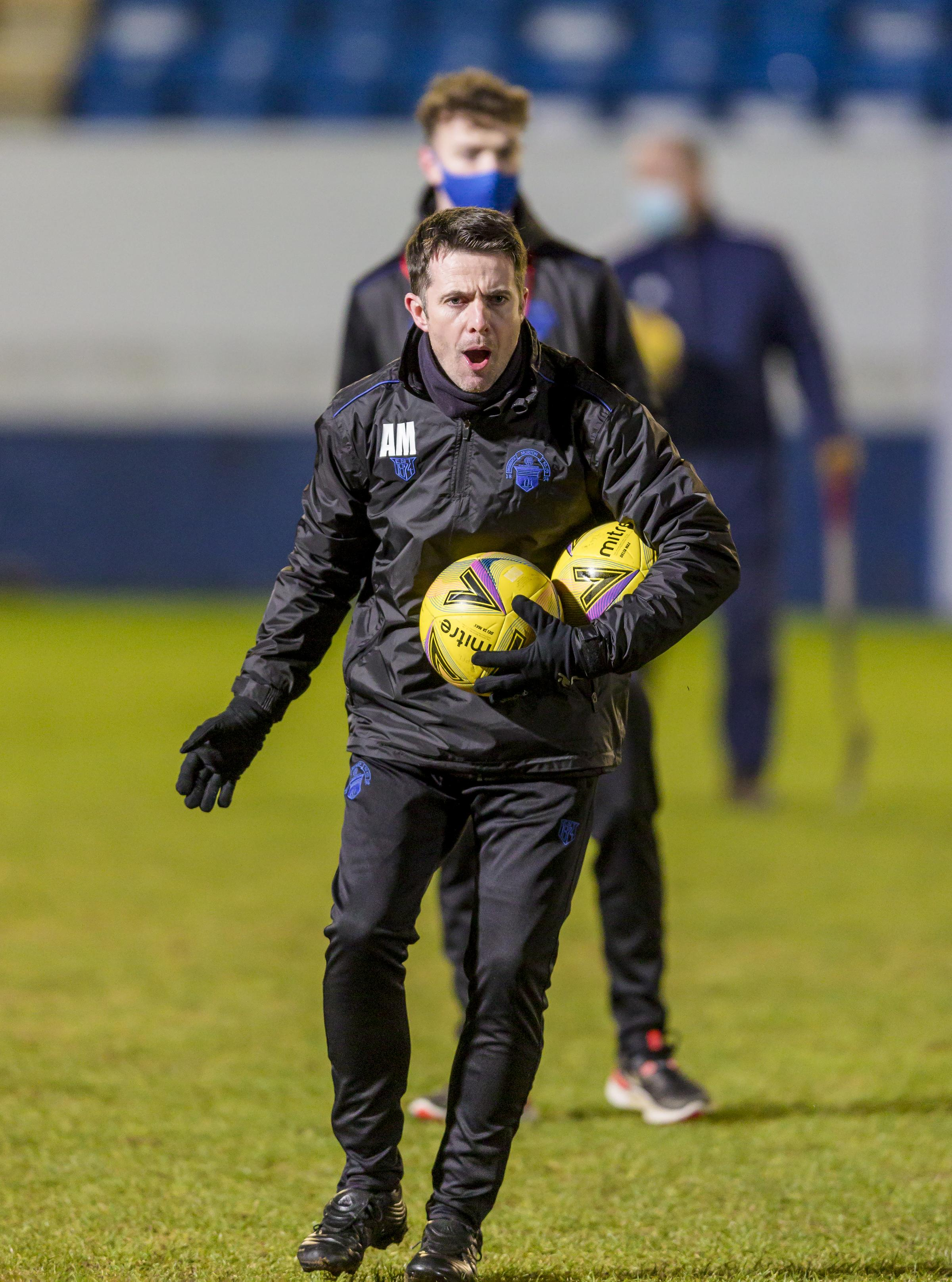 Injury blow for Morton ahead of tonight's Inverness clash