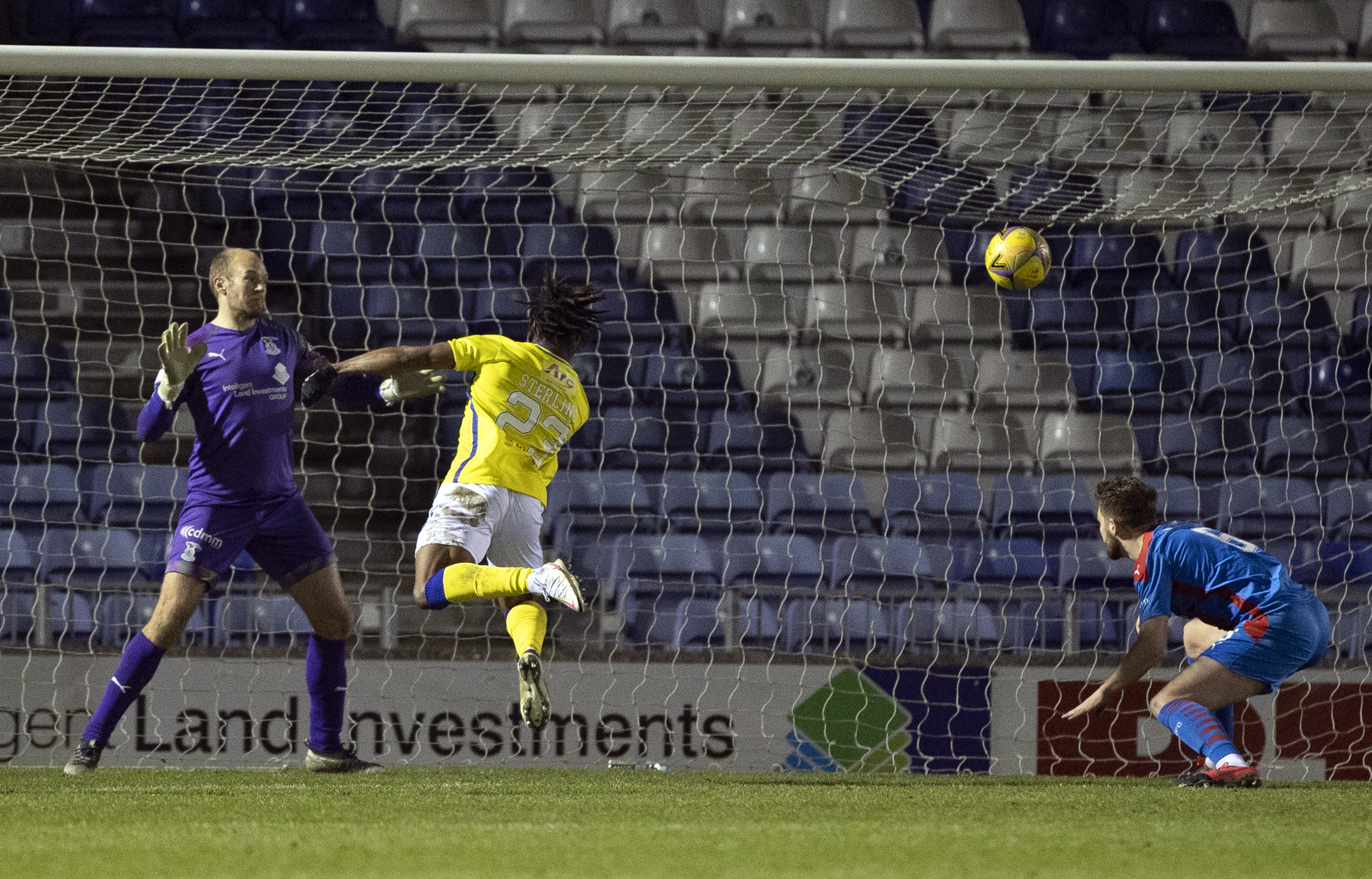 Picture gallery: Inverness 0 Morton 1