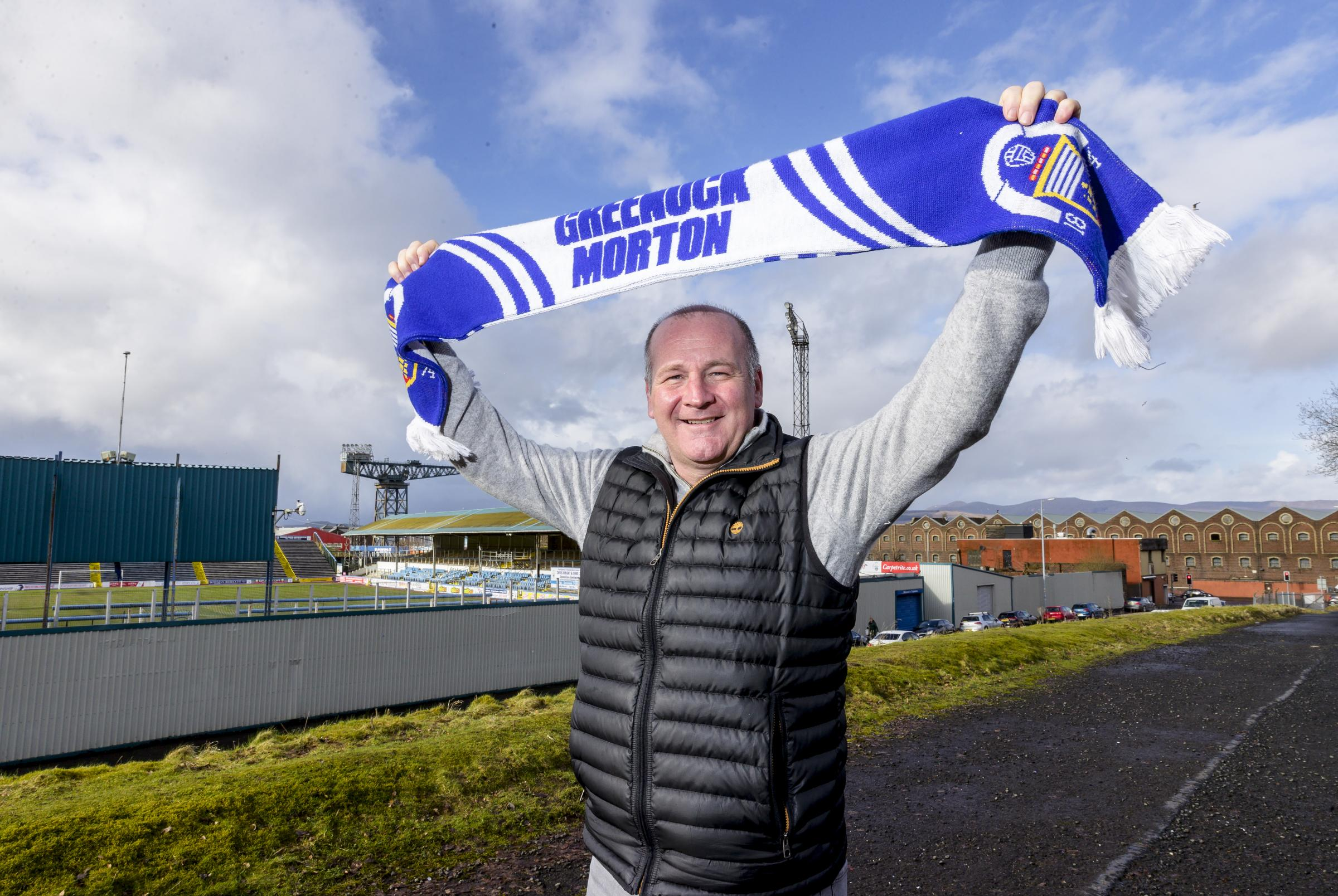New Morton boss Gus MacPherson targets survival after taking reins at Cappielow