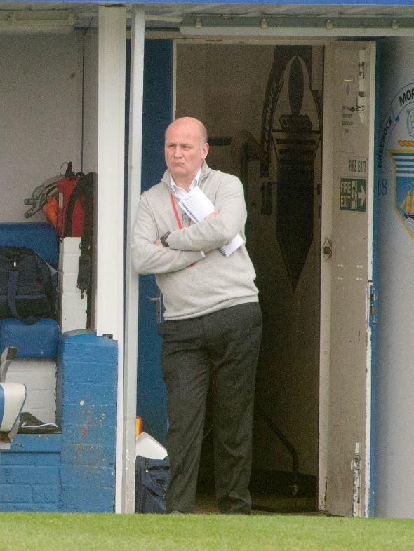 Morton boss Gus MacPherson on summer transfer policy