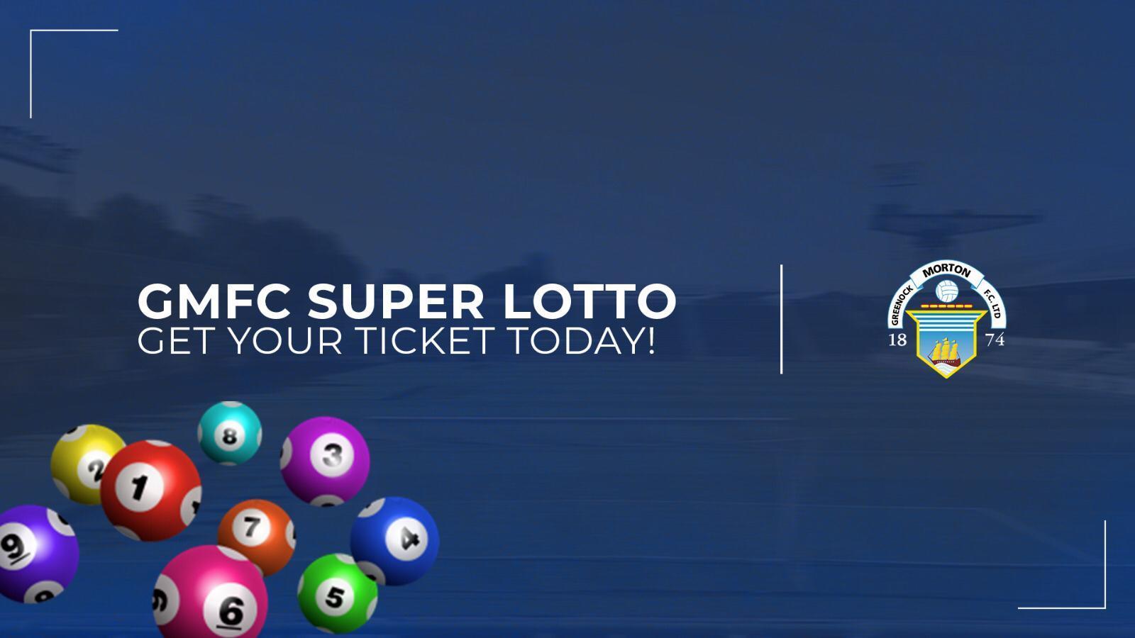 Morton Super Lotto: £13k winner