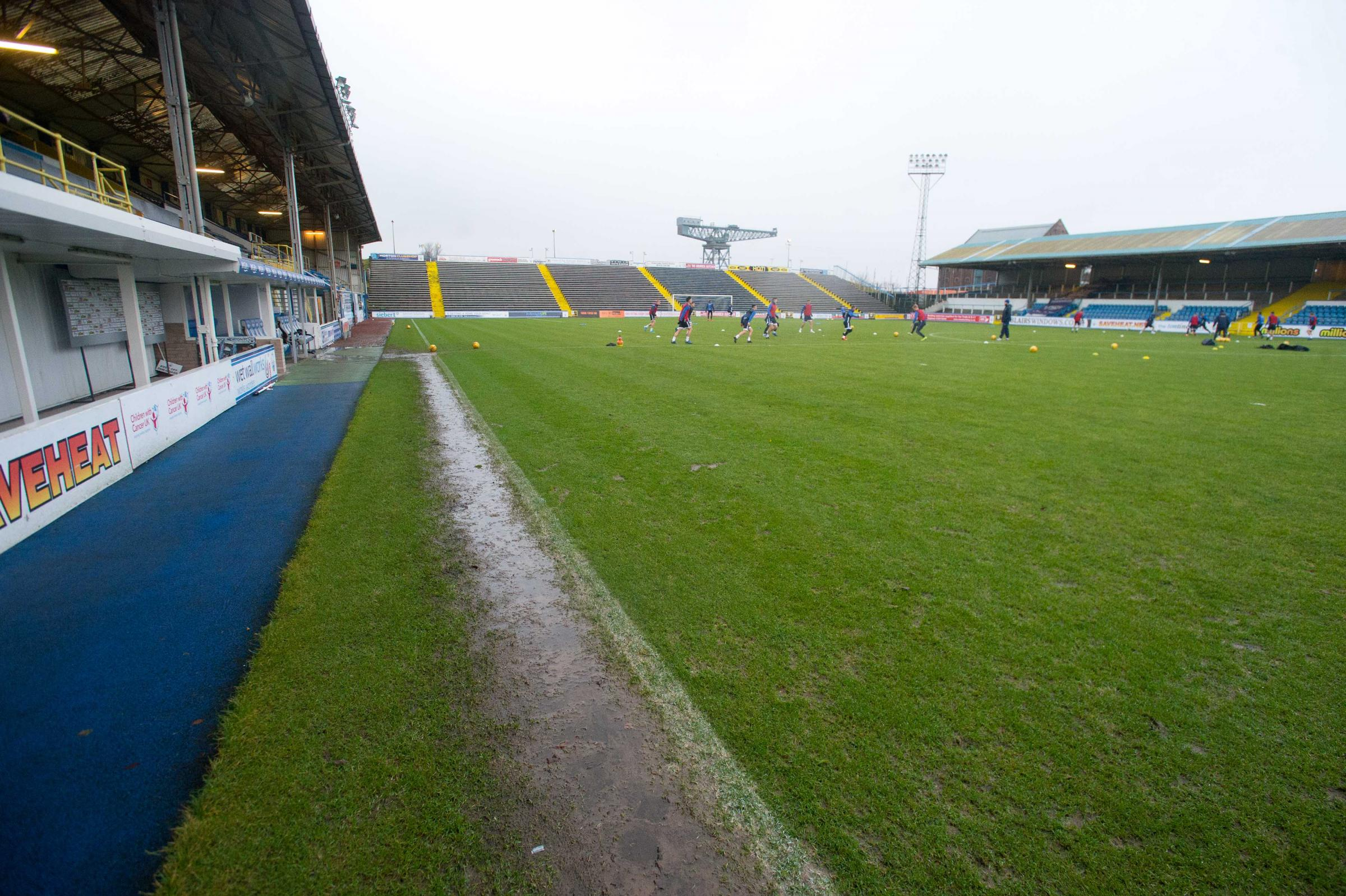 Morton 'hopeful' East Kilbride tie will go ahead despite Covid-19 uncertainty