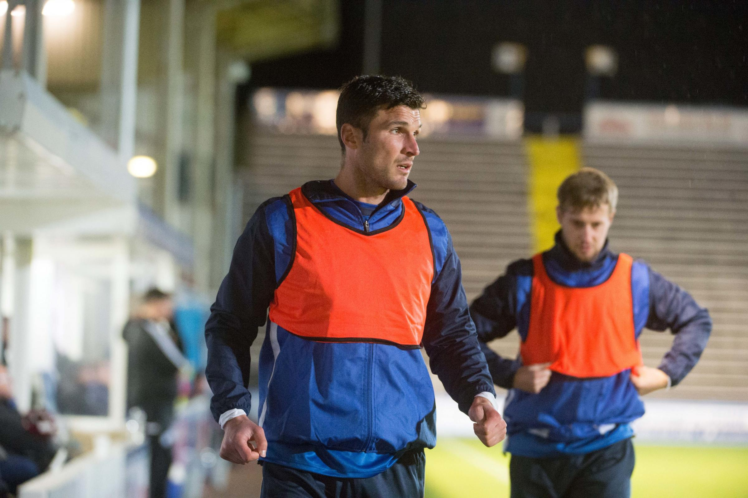 Morton coach John Sutton fears for lost generation of footballers in Inverclyde due to Covid-19 pandemic