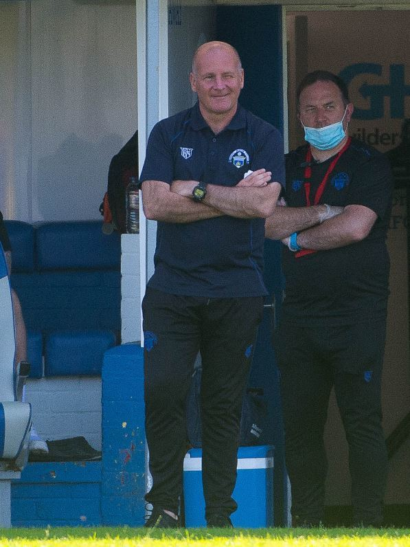 Morton boss Gus MacPherson says players' character was put to test against Clyde