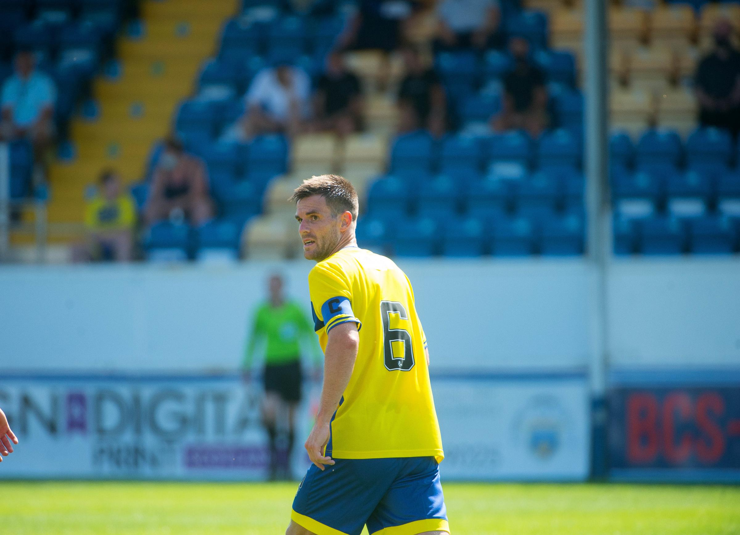 Morton skipper: 'We wanted to give fans something to shout about on Cappielow return'