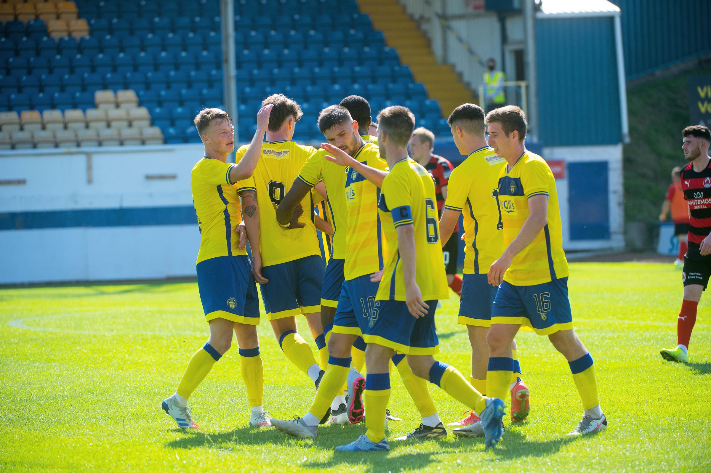 Morton face tough Championship opener against Dunfermline at Cappielow