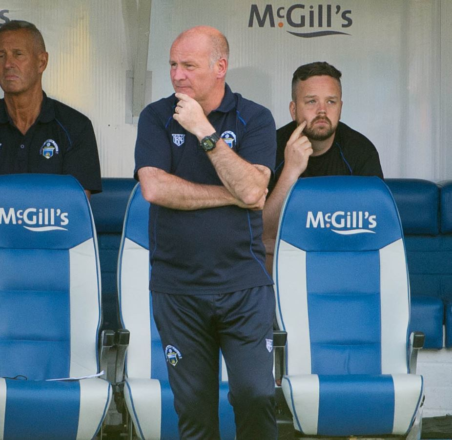 Morton boss Gus MacPherson: 'Point was least we deserved against Dunfermline'