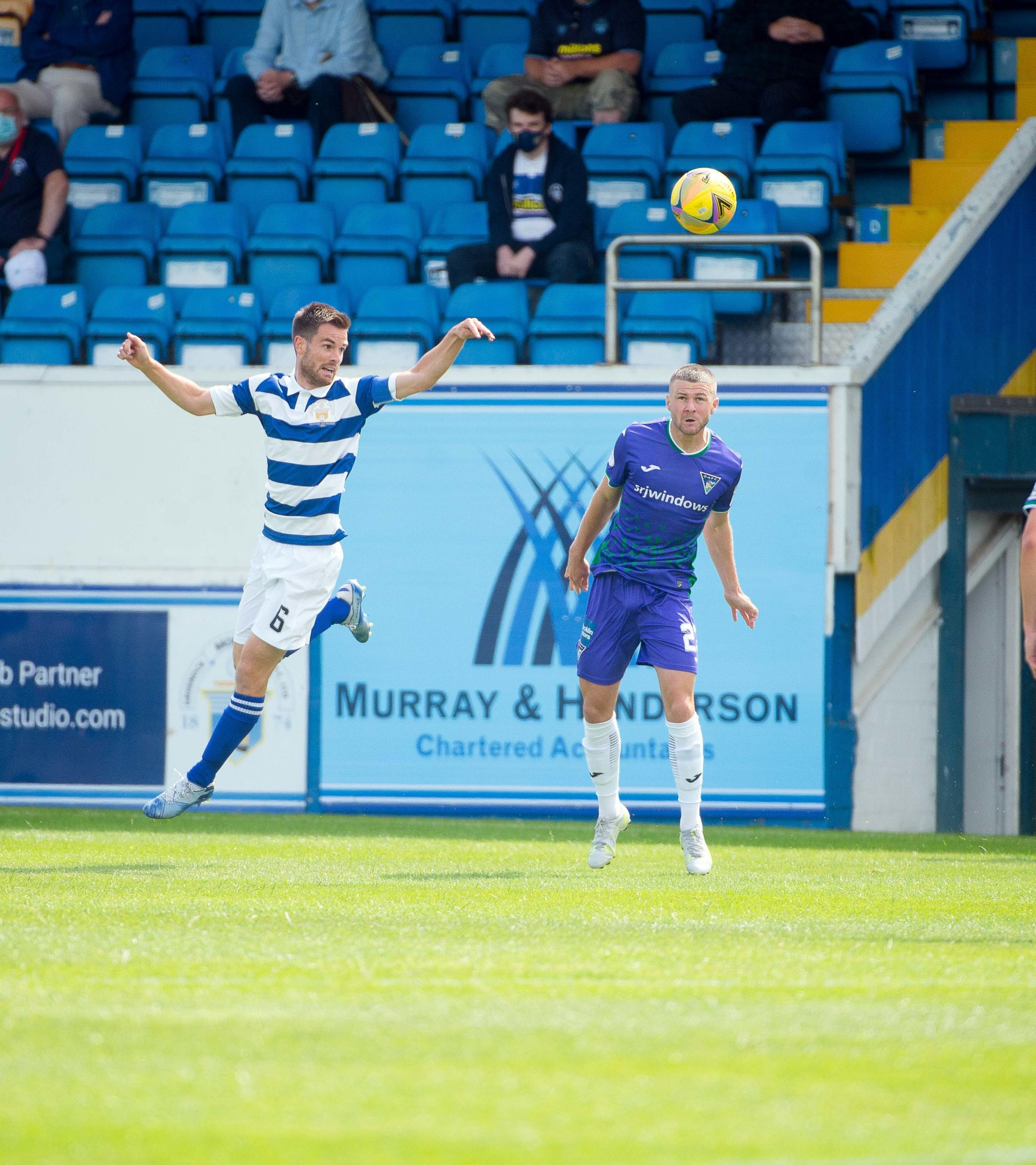 Morton skipper Kyle Jacobs: 'We're determined to prove doubters wrong this season'