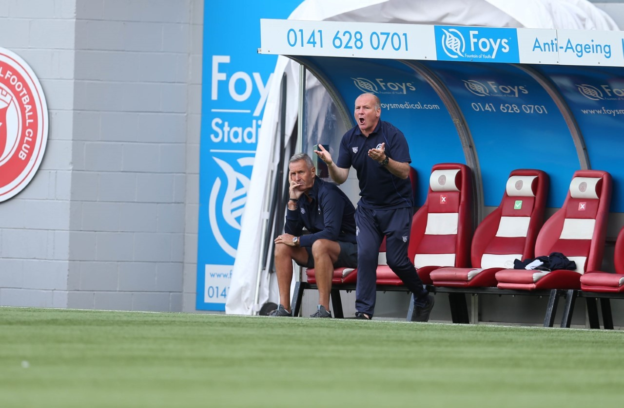 Morton boss Gus MacPherson says he'll take points over performances after win at Hamilton