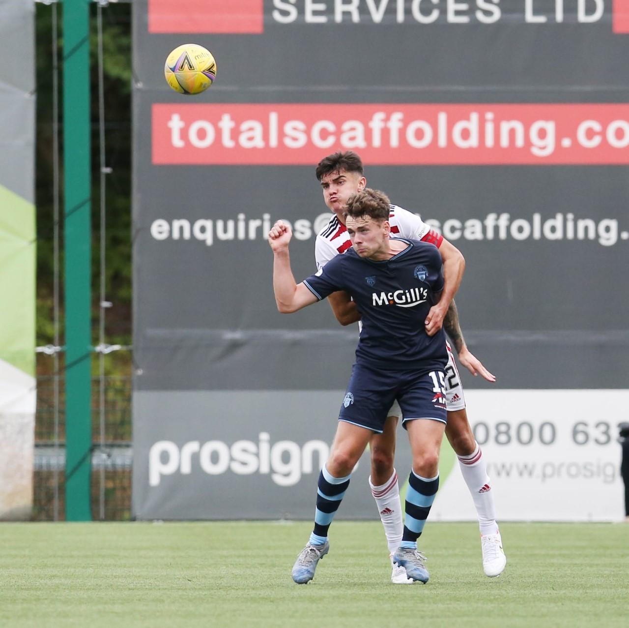 Picture gallery: Hamilton Accies 0 Morton 1