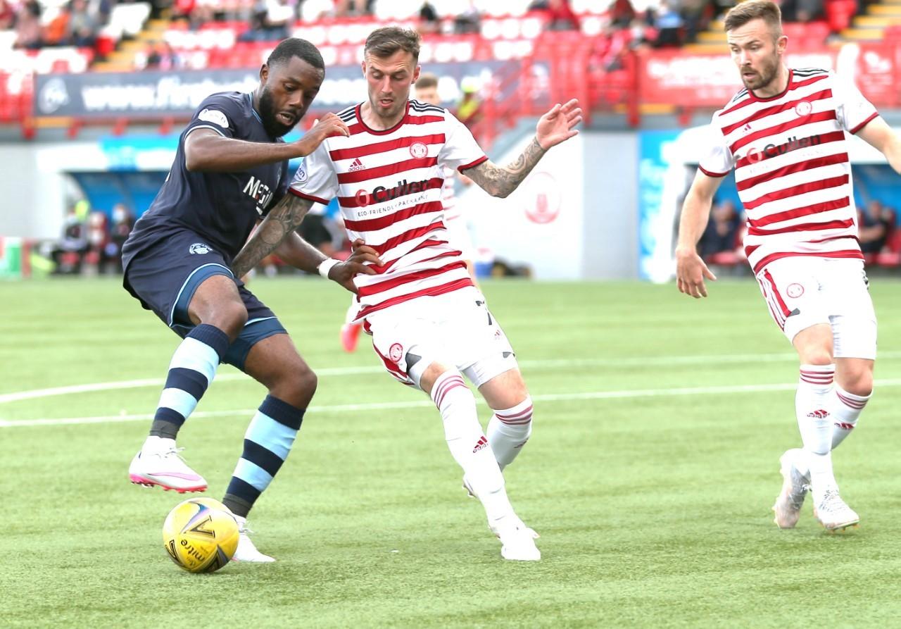 Terrace Talk: 'Morton win over Hamilton Accies a massive bonus'