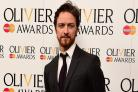 James McAvoy: Patrick Stewart 'has a bag of my hair in his safe'