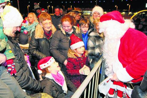 Find out when Inverclyde's festive switch on events are taking place