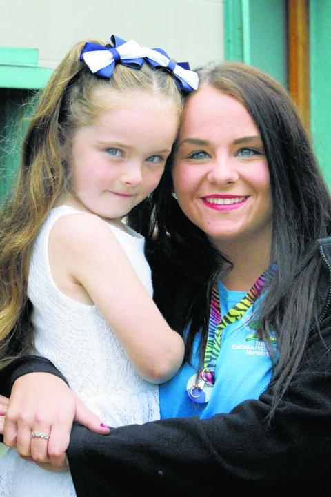 A TEENAGE Mum Has Spoken About Her Struggle To Succeed Since Giving Birth Daughter At The Age Of Just 13