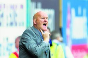 Morton boss Jim Duffy banned over bust-up with Hibs boss Neil Lennon as club is fined over melee