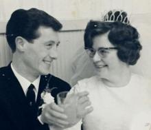 George and Mary Hepburn