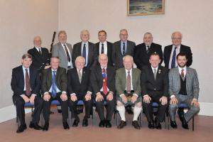 Gourock Burns Club's toast to the Bard