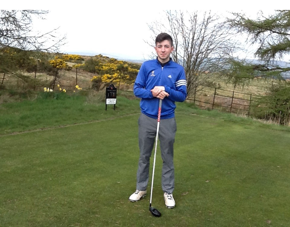 Greenock golfer secures champion of champions honour