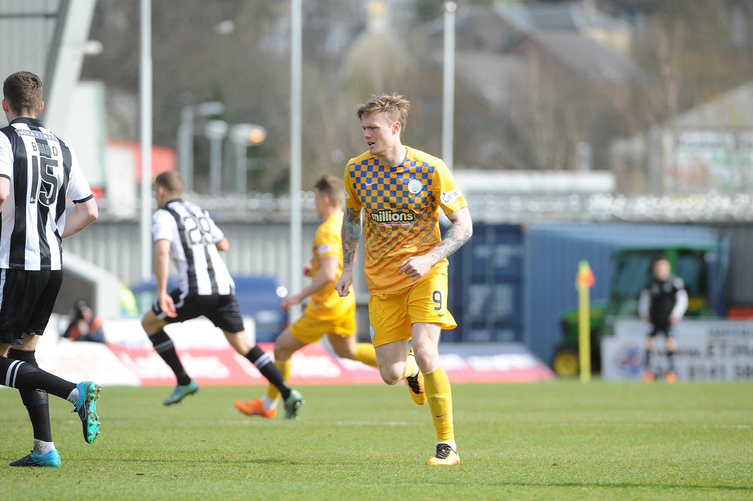 Johnstone: 'I reaped the rewards from Morton loan spell'
