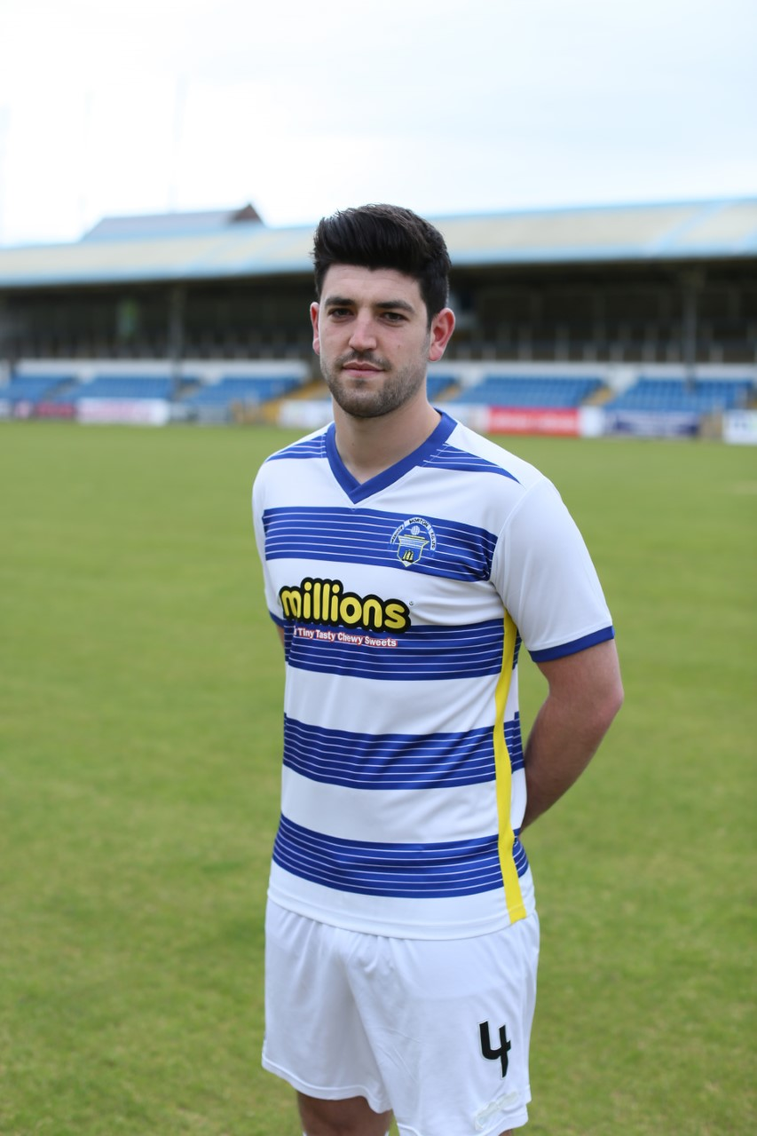 Pin stripe kit is Morton fans' favourite