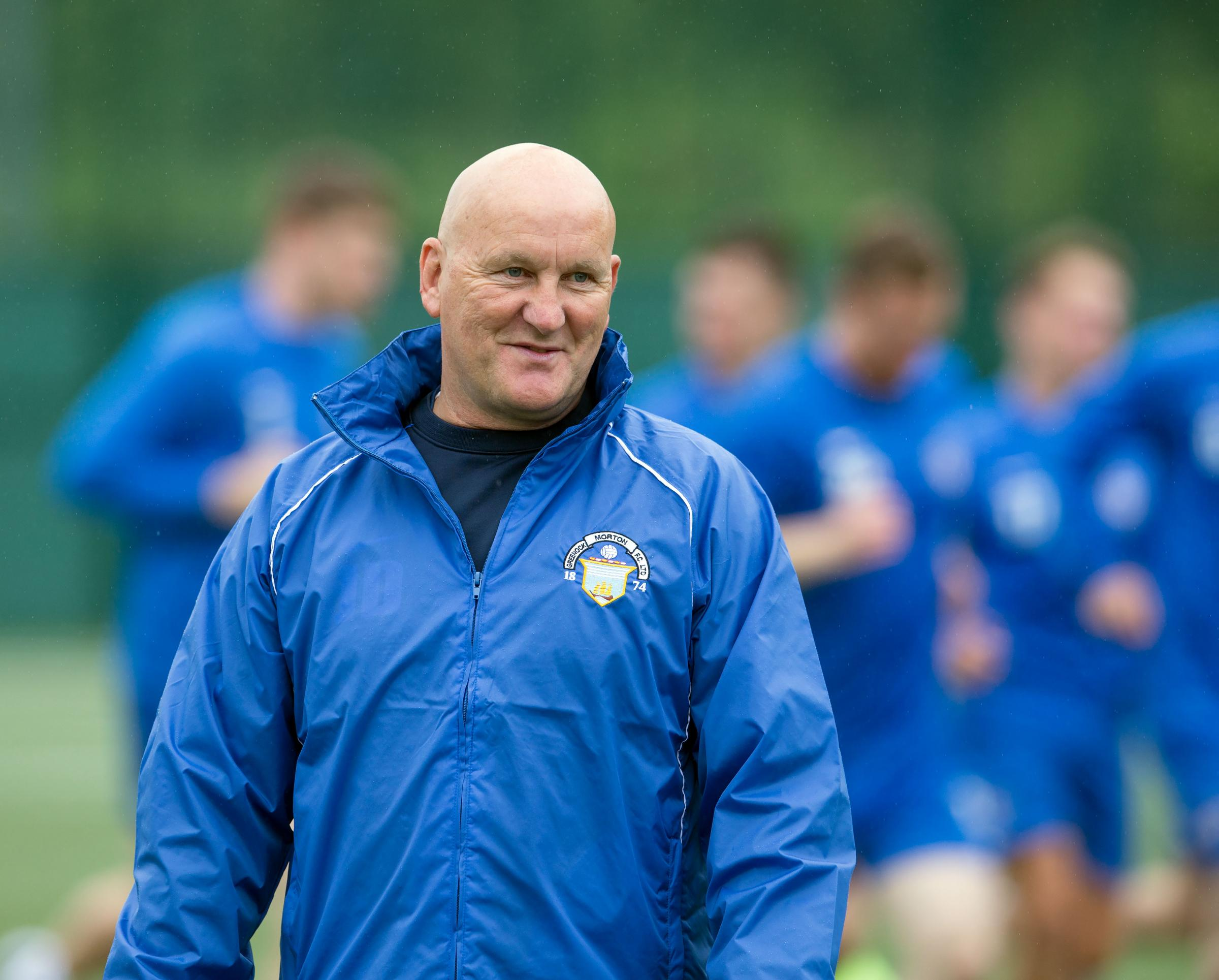 Morton boss to run the rule over trialists