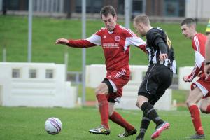 Greenock skipper leaves Ravenscraig for Irvine Meadow