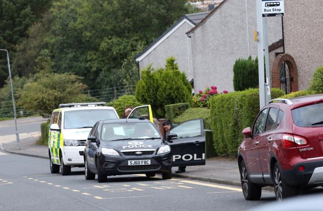 Police called after body found at Greenock house