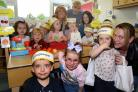 Roaring trade for Blairmore tots in fruit and veg enterprise
